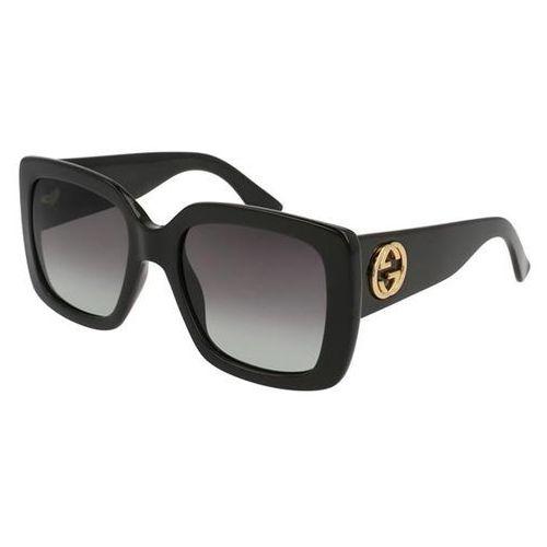 Gucci Okulary słoneczne gg0141s 001