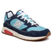 Sneakersy - msxrcnl granatowy niebieski marki New balance