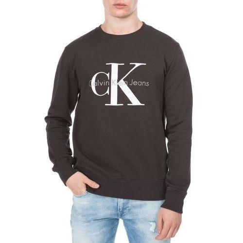 jeans crew neck bluza meteorite marki Calvin klein