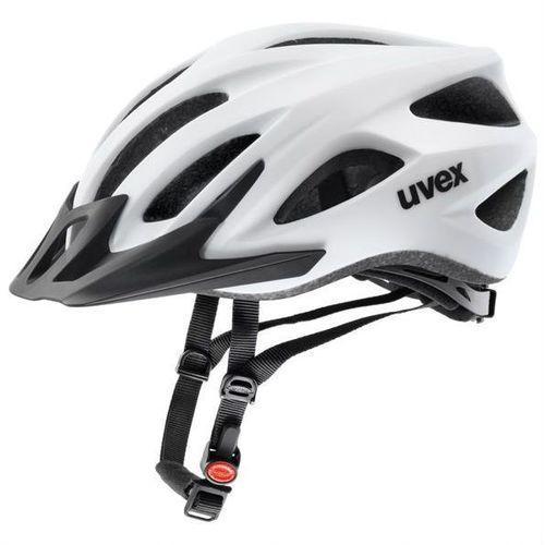 Kask rowerowy viva 2 l 56-62 cm biały mat marki Uvex