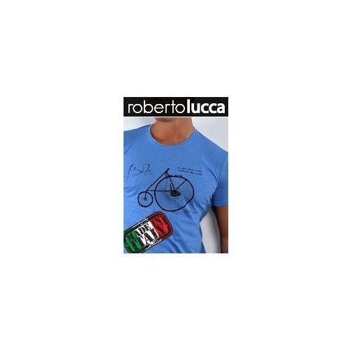 Koszulka rl1301044 zucherro / bike marki Roberto lucca