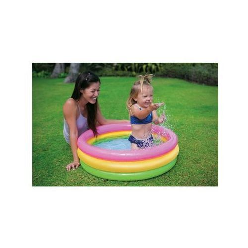 Intex sunset glow baby pool 33 l. (6941057459240)