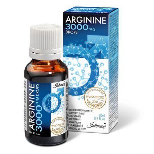 Arginin3 3000mg bardzo silny koncentrat