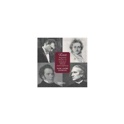 Hyperion Paganini studies / schubert march transcriptions (0034571173702)