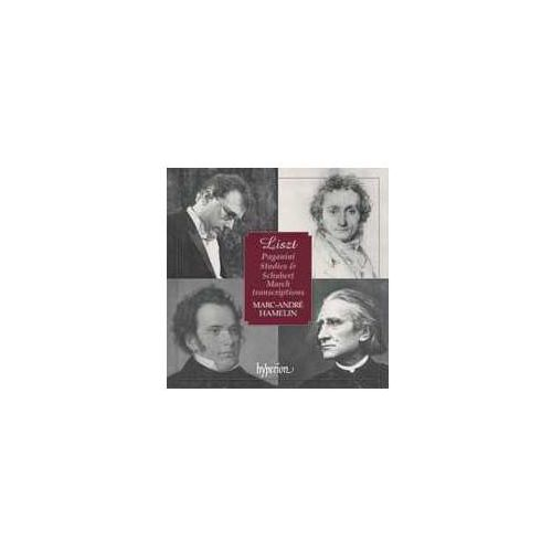 Paganini Studies / Schubert March Transcriptions - produkt z kategorii- Muzyka klasyczna - pozostałe