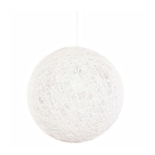 Lampa wisząca luna - 1027s-110.white - - sprawdź kupon rabatowy w koszyku marki King home