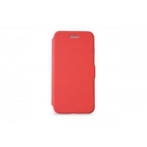 KMP Bookcase do iPhone 7 Plus/8 Plus czerwone, kolor czerwony