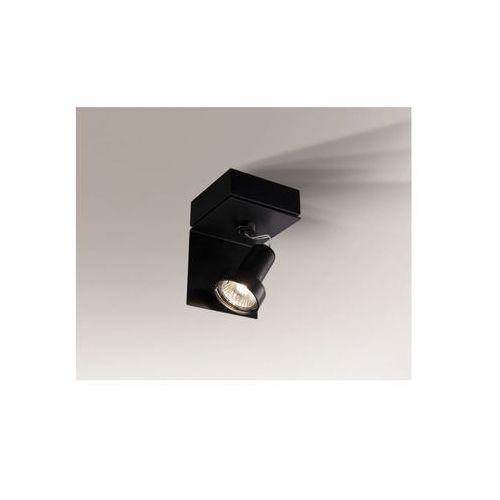 Hamada 2221-b reflektor wpuszczany gu10 szary marki Shilo