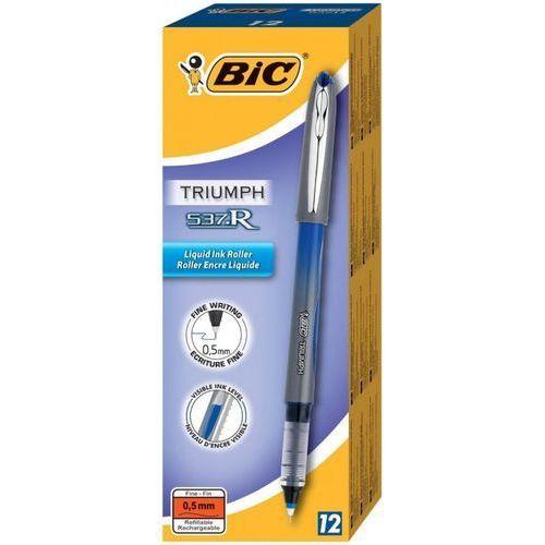Pióro kulkowe Triumph 537R 0,5 niebieskie pudełko 12 sztuk (3086123209138)