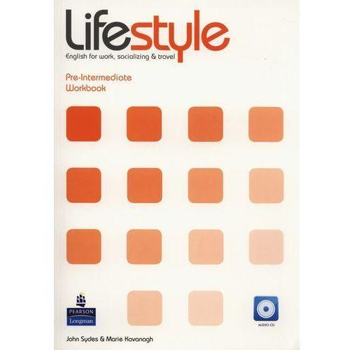 Lifestyle Pre-Intermediate WorkBook /CD gratis/, Sydes John