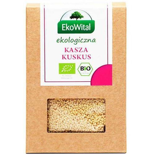 Eko wital Kaszka kuskus bio 200 g ekowital (5908249970441)