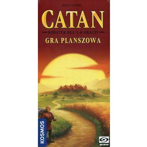 Galakta Catan. dodatek dla 5-6 graczy -