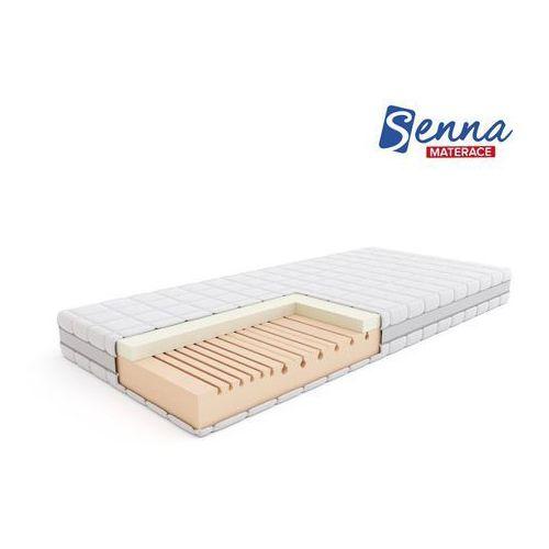 thermo - materac termoelastyczny, piankowy, rozmiar - 160x200 wyprzedaż, wysyłka gratis marki Senna