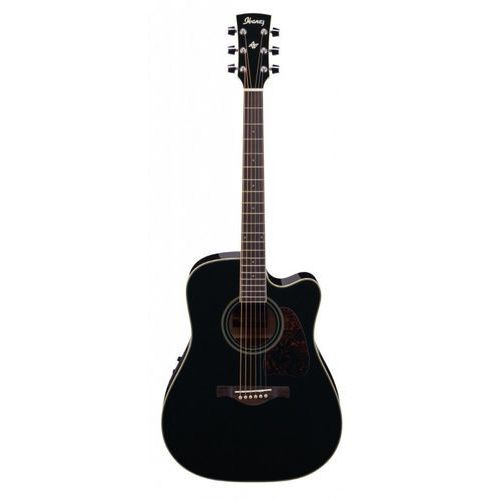 aw 70 ece bk gitara elektroakustyczna marki Ibanez