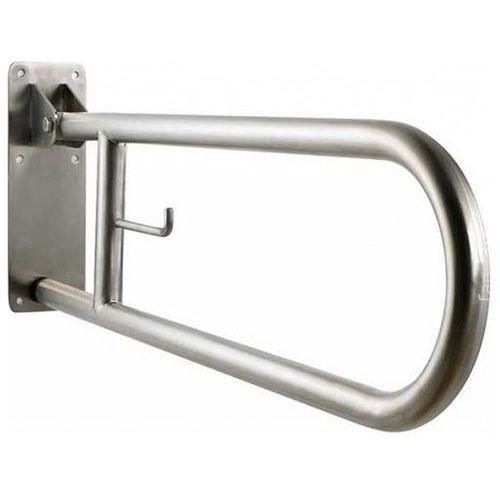 Faneco Poręcz uchylna łukowa dla niepełnosprawnych s32uuwc7.5p sn p 75 cm