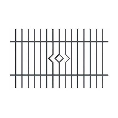 Przęsło ogrodzeniowe LILA 200 x 120 cm POLARGOS (5902360107519)
