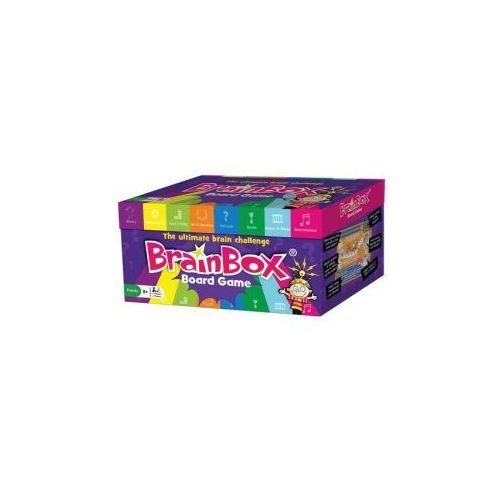 Brainbox board game. gra planszowa. wersja angielska marki Albi