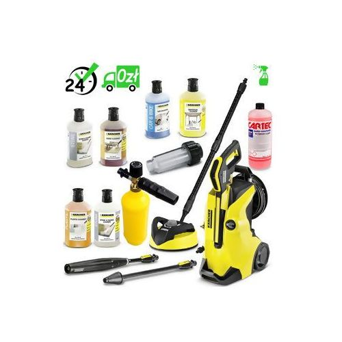 Karcher K4 Premium Full Control Home T 350