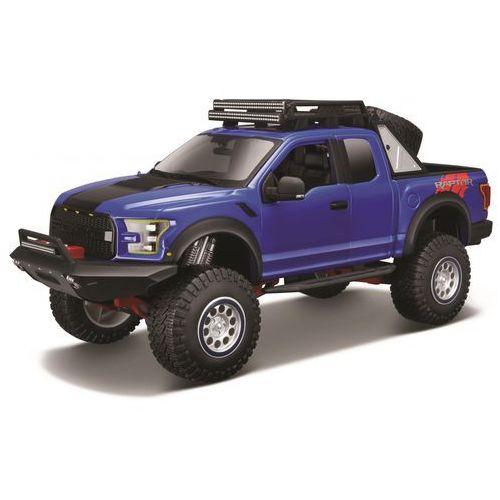 Maisto Ford F-150 Raptor 2017 - Blue