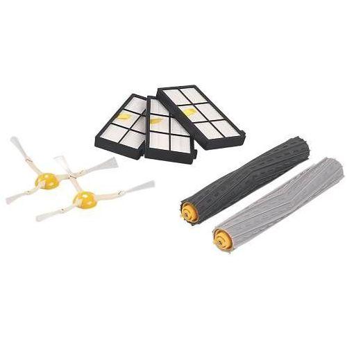 Irobot Zestaw roomba - 3 filtry hepa, 2 szczotki główne gumowe aeroforce, 2 wirujące szczotki boczne seria 800 / 900