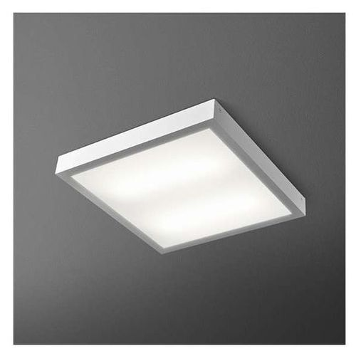 Lampa sufitowa blos fluo 44282-l000-d9-00-kolor metalowa oprawa natynkowa kwadratowa marki Aqform