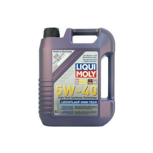 Liqui Moly LEKKI BIEG HIGH TECH 5W-40 5 Litr Pojemnik