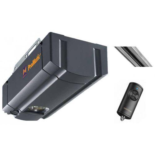 ZESTAW: napęd ProMatic seria 3 BiSecur (siła 750 N, do 11 m2) + szyna K+ pilot HSE 4 BS (4005954568817)