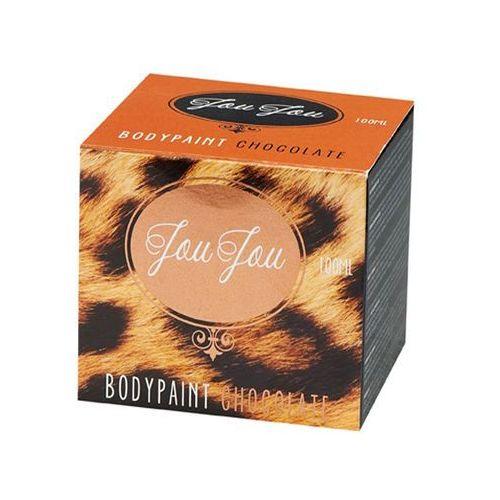 Jou jou Sexshop - czekoladowa farba do ciała - joujou bodypaint - online