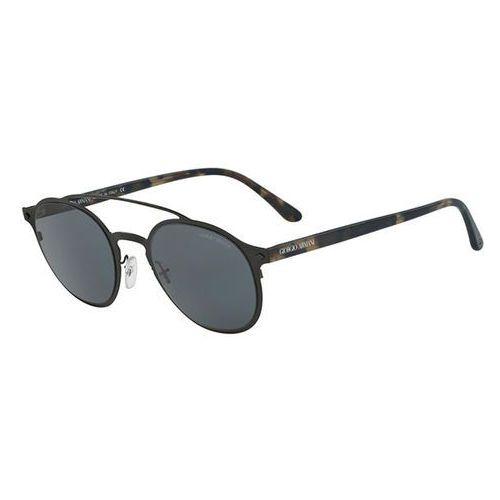 Okulary słoneczne ar6041 frames of life 300187 marki Giorgio armani