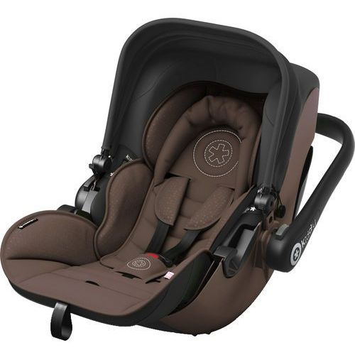 KIDDY Fotelik Evolution Pro 2 2017, Nougat Brown