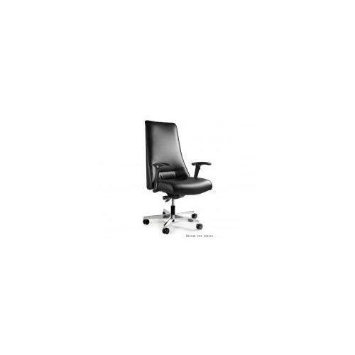 Krzesło biurowe Sail HL skóra naturalna, S-499-HL