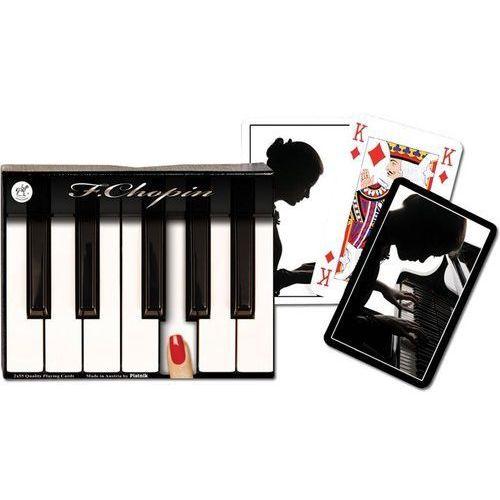 F. Chopin karty do gry (9001890260940)