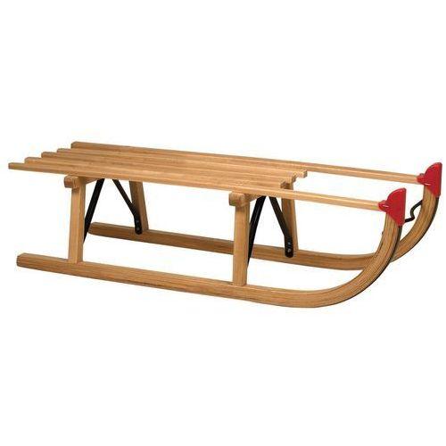 Nijdam Drewniane sanki Davos 80 cm 0272 - sprawdź w wybranym sklepie