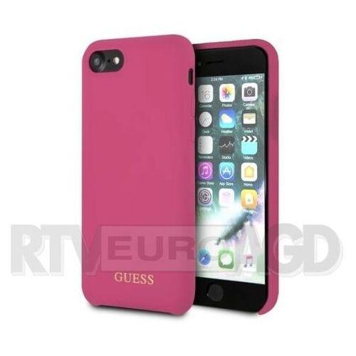 Guess GUHCI8LSGLPI iPhone 7/8 (różowy), kolor różowy