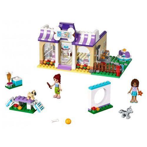 Friends Przedszkole dla szczeniąt w Heartlake 41124 marki Lego [zabawka]