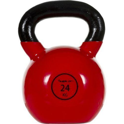 Movit ® Movit® hantla żeliwna kula kettlebell ketla 24kg - 24 kg (20040462)