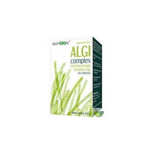 Algi-complex 60tabl, produkt z kategorii- Oczyszczanie organizmu