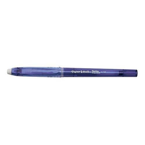 Paper mate Długopis żelowy wymazywalny replay premium niebieski
