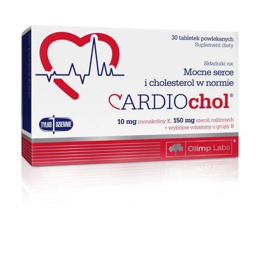 Tabletki OLIMP Cardiochol tabl.powl. 30 tabl.