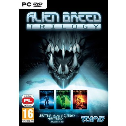 OKAZJA - Alien Breed Trilogy (PC)