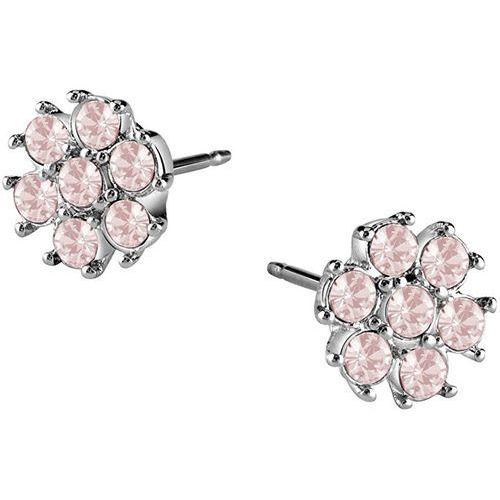 Guess kolczyki z crystalami kwiatowe california sunlight ube61070