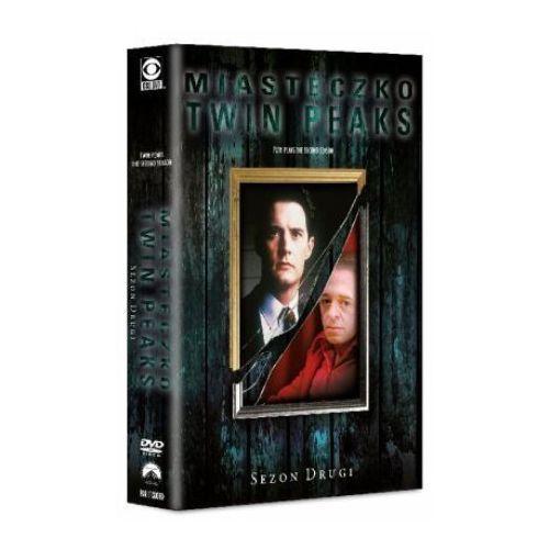 Imperial cinepix Miasteczko twin peaks - sezon 2 (dvd) - david lynch, mark frost darmowa dostawa kiosk ruchu (5903570146534)