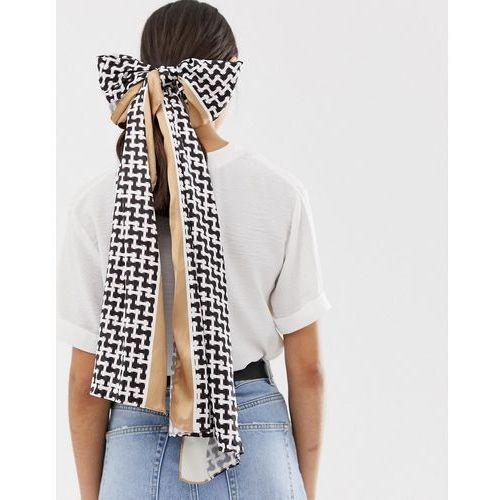 Glamorous multi way monogram scarf - Multi