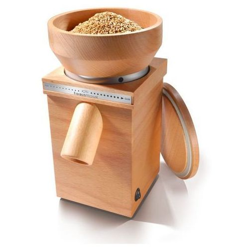 Domowy młynek do mielenia zboża na mąkę Fidibus Medium + DOSTAWA GRATIS