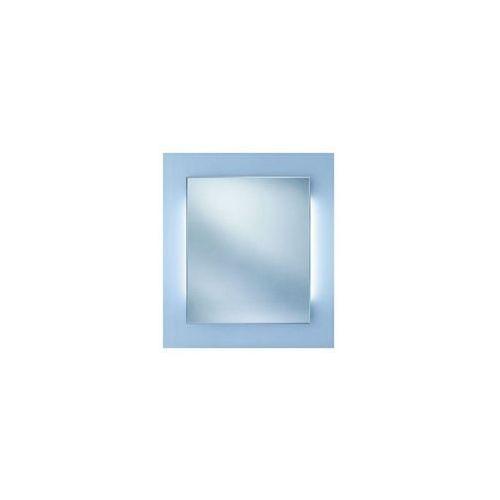 Lustro łazienkowe z oświetleniem wbudowanym ALLEGRO 72 x 82 DUBIEL VITRUM