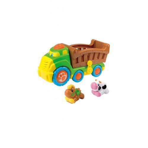 Dumel Świat zwierząt - ciężarówka (0672552425572)