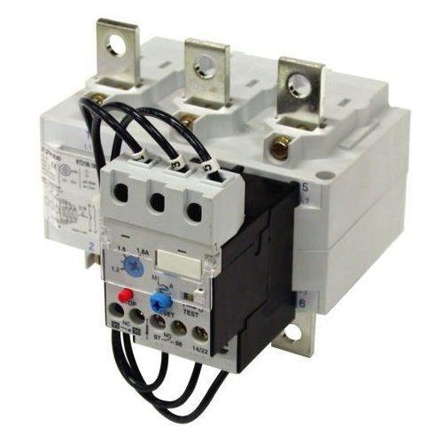 U320 320 Przekaźnik termiczny z funkcją AUTO\MANUAL-RESET / 216A – 312A
