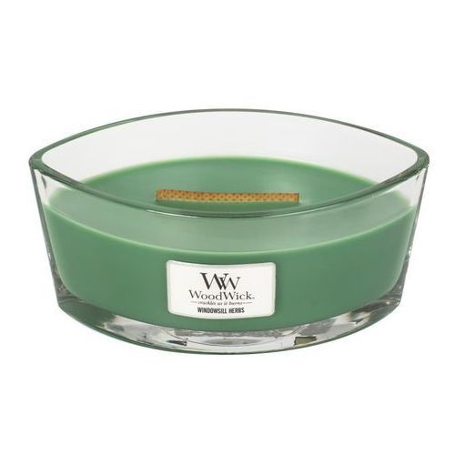 Woodwick - świeca hearthwick windowsill herbs 60h