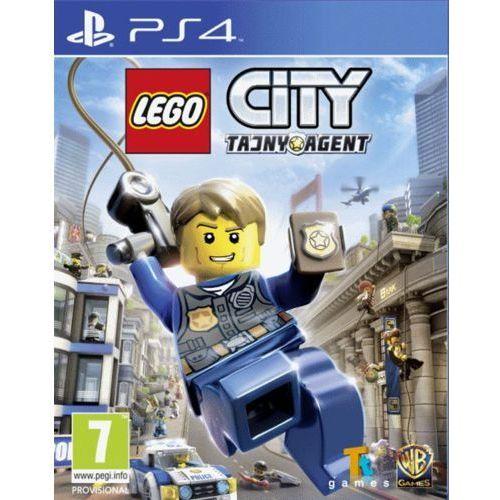 LEGO CITY: Tajny agent PS4