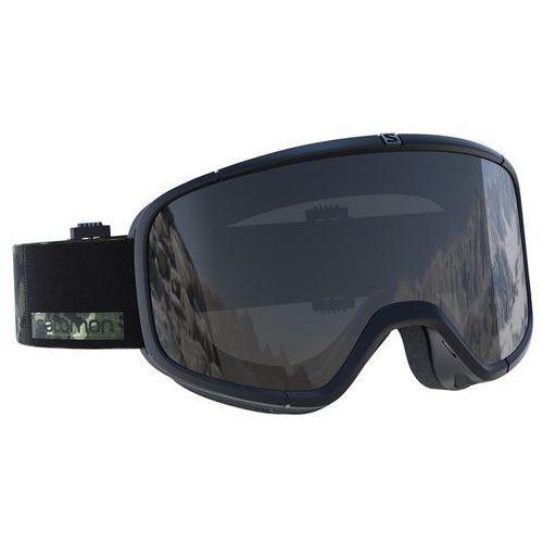 Salomon Gogle narciarskie, snowboardowe four seven camo s2